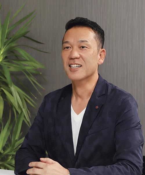 代表取締役 齊藤淨一